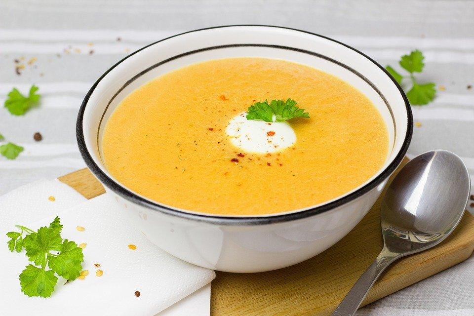 La historia de la sopa