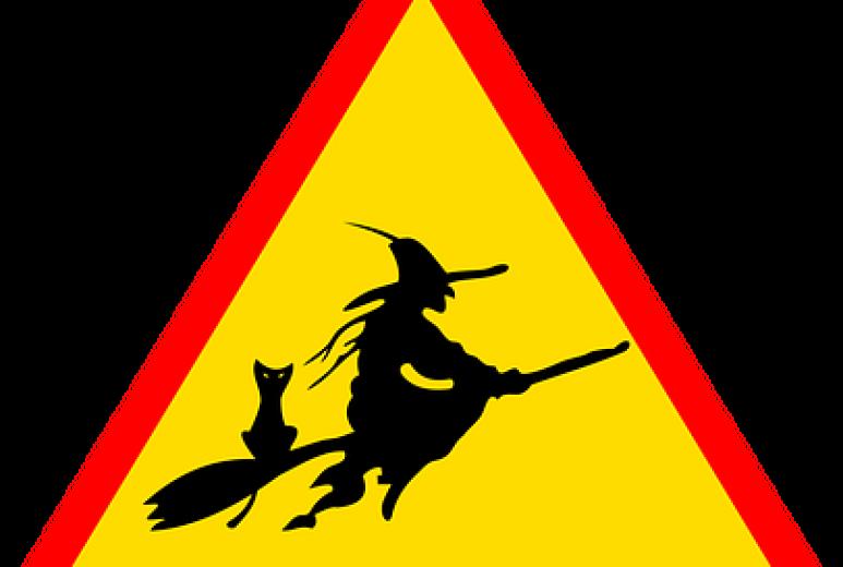 Brujas, las de antes